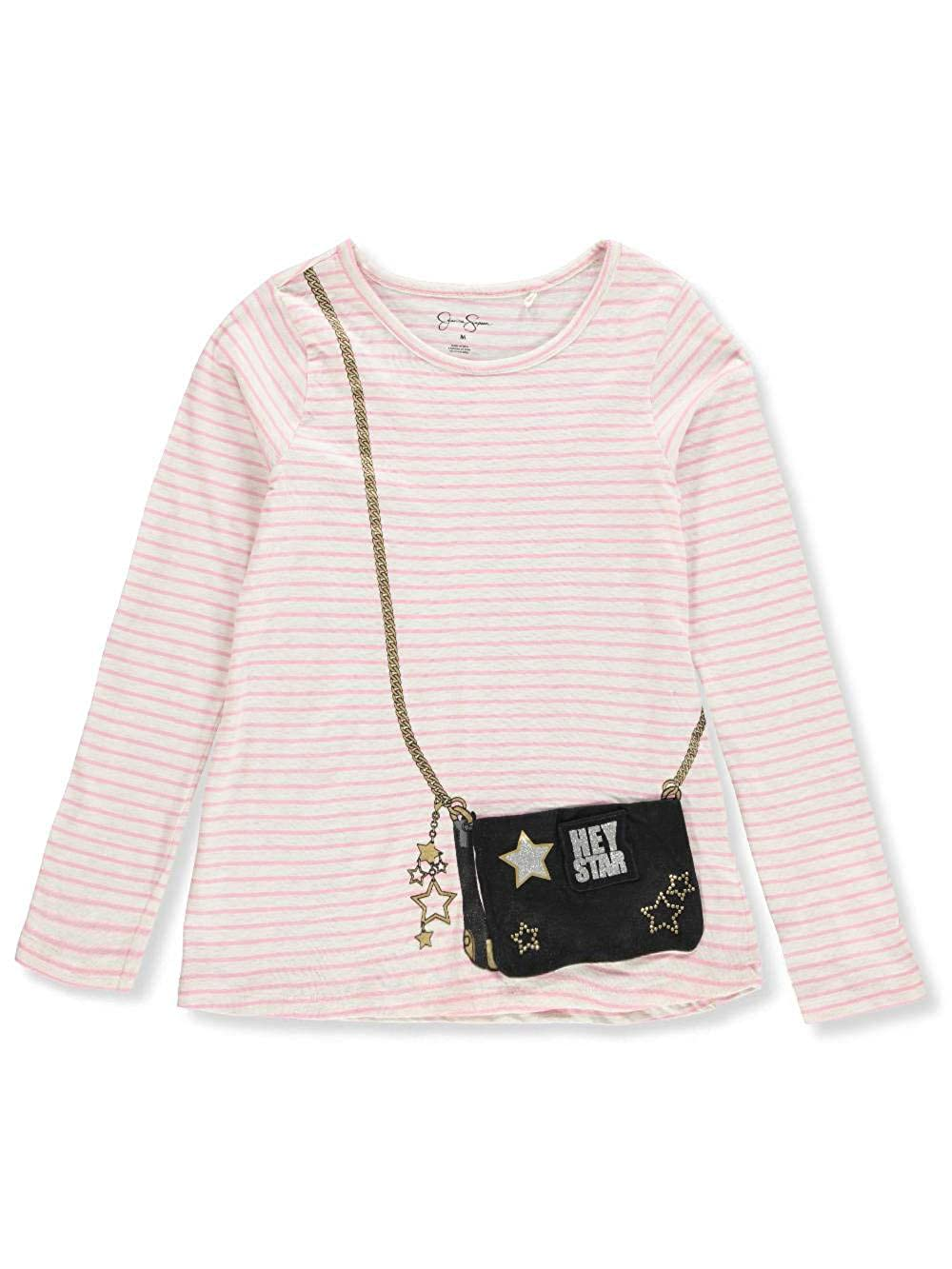 Jessica Simpson Girls' L/S Top