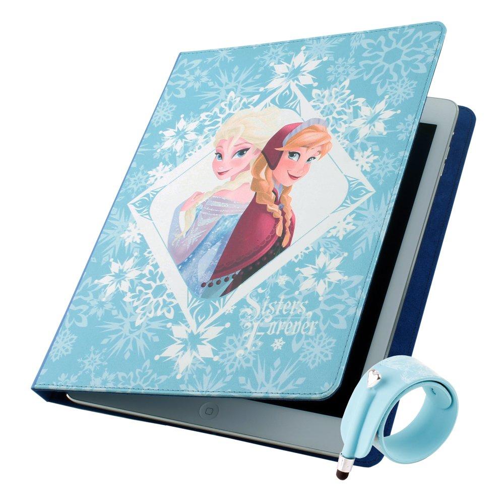 Ingo Devices - Frb040z - Jeu Électronique - Application Journal Intime Pour Ipad/tablette - Reine des Neiges Disney Accessoire pour tablette