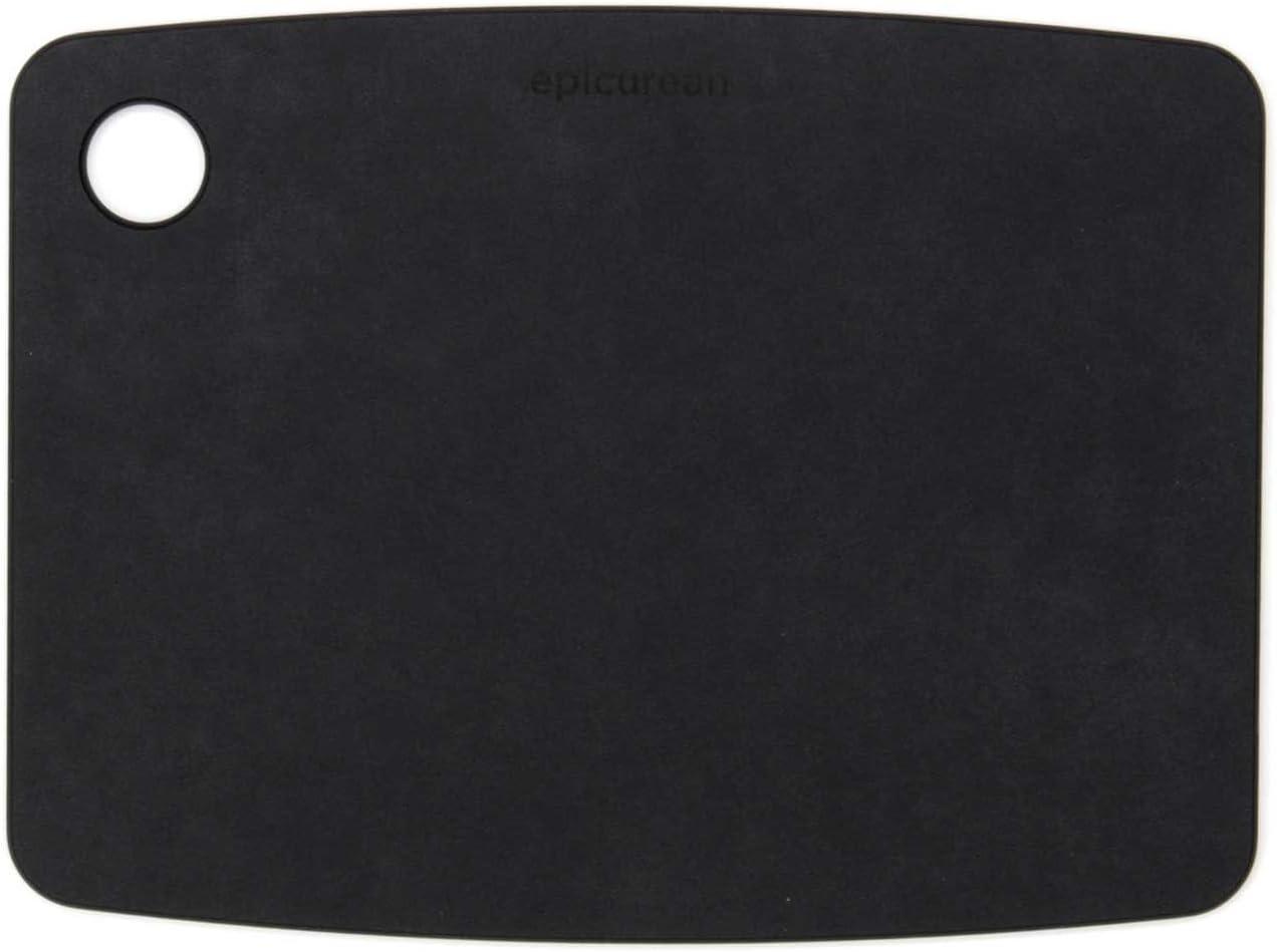 Epicurean Kitchen Series Cutting Board, 8-Inch × 6-Inch, Slate