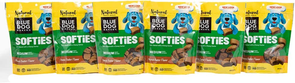 Blue Dog Bakery Peanut Butter Sofies