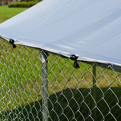 Giantex Kennel Backyard Playpen 7 5x7 5