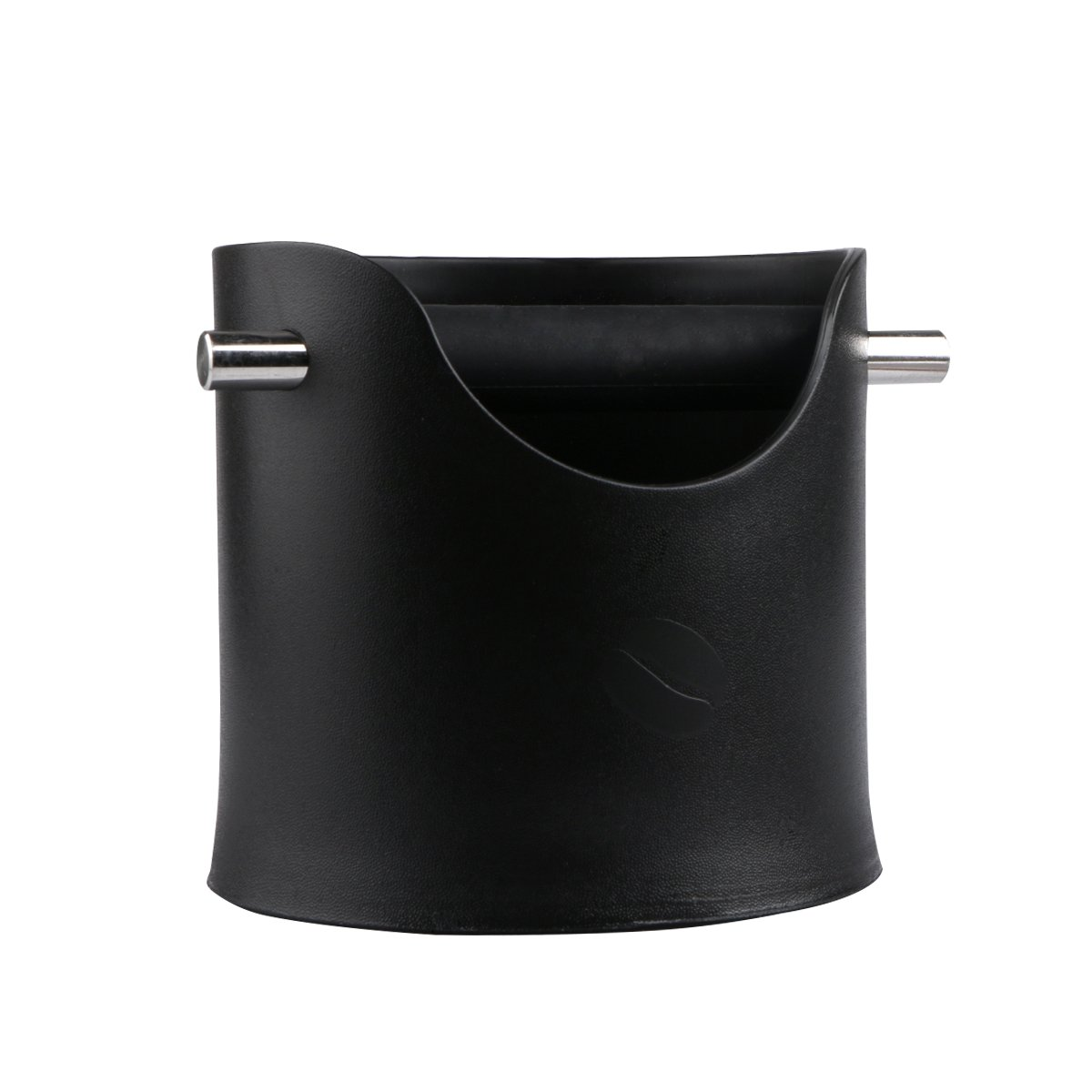 Benbo Espresso Knock Box 11.6CM11CM Coffee Grind Knock Box for Coffee Grounds Disposal