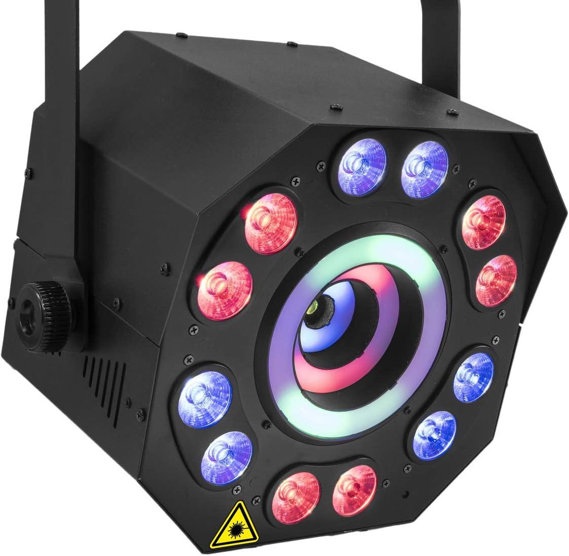 EUROLITE LED FE-2500 Hypno Hybrid Laser Effect