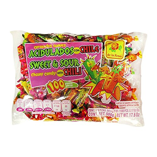 The 8 best chewy candy with chili