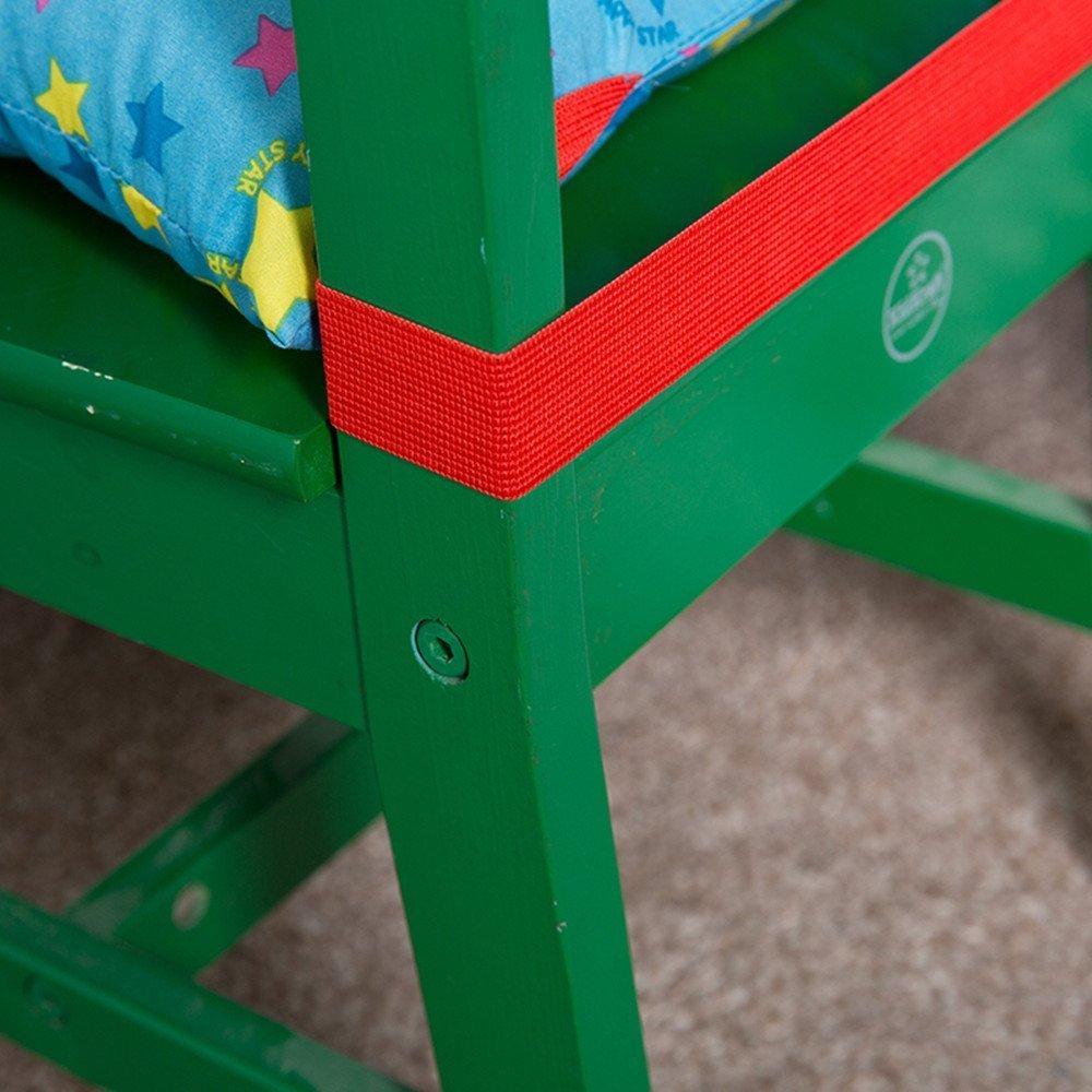 le jardin et la salle /à manger /à motif /à pois 27 x 27/cm Coussins de chaise tendance CZ Fashion pour enfantt