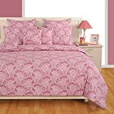 Yuga Décor Printed Decorative Queen Size Comforter 90 X 100 Inches