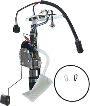 Fuel Pump and Sender Assembly Spectra SP2262H fits 1999 Ford Ranger