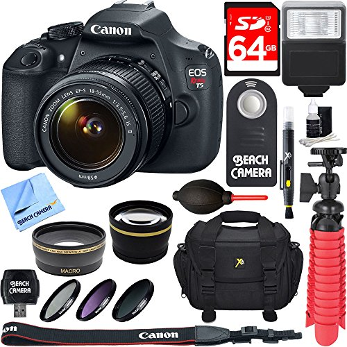 Canon Digital Camera 18 55mm Accessories