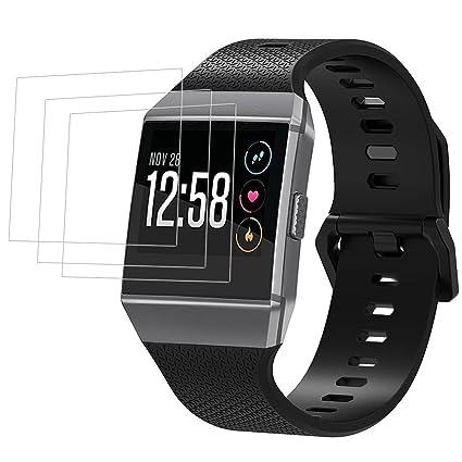 Pulsera TPU para Fitbit Ionic con protectores de pantalla ...