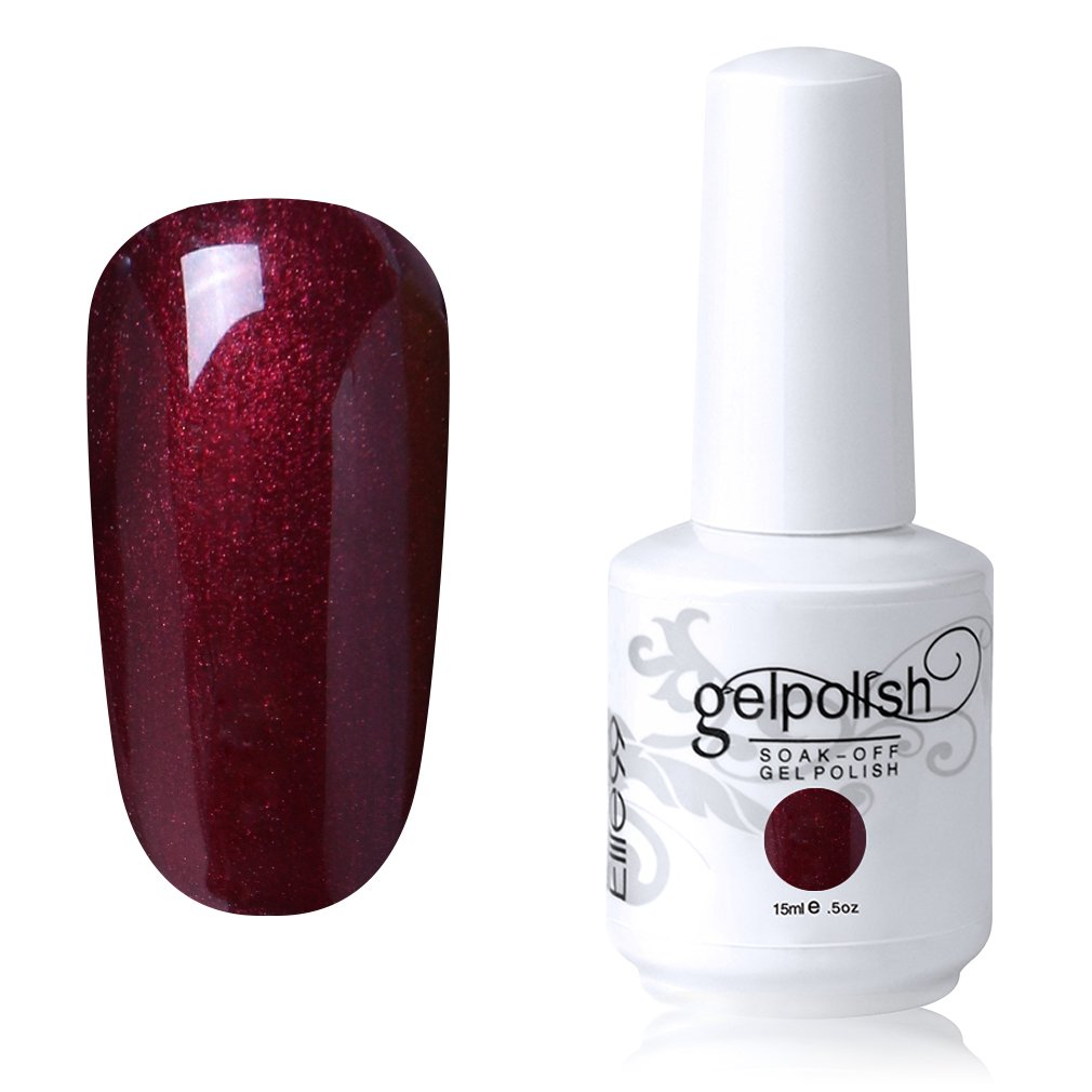 Amazon.com : Elite99 Gelpolish Soak-Off Gel Polish Nail Art New ...
