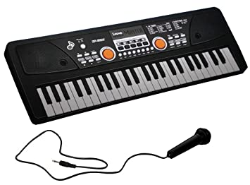AtoZ BIGFUN Piano Keyboard 49 Keys BF-530A1 / Electronic Keyboard