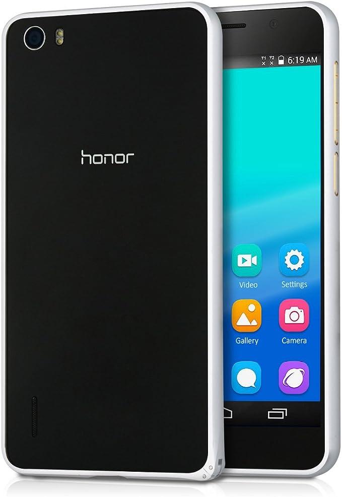 kwmobile Carcasa bumper de aluminio para el Huawei Honor 6 en ...