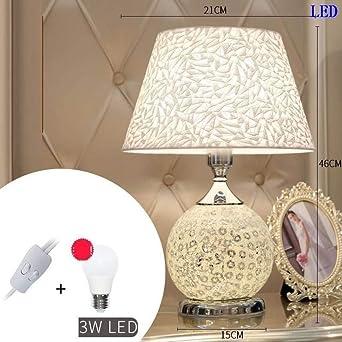 Lámpara de mesa Casa Noel Sala de estar Cama para dormitorio ...