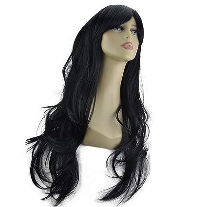 Completo Pelucas De Encaje personalizado largo europeannatural Op tablón Natural de Seda pelo cuero cabelludo Pelucas
