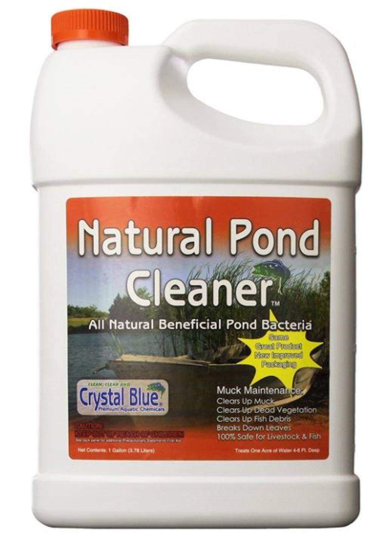 Crystal Blue Lake & Pond Cleaner