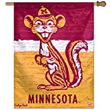 Minnesota Golden Gophers Official NCAA 27''x27'' Banner Flag by Wincraft
