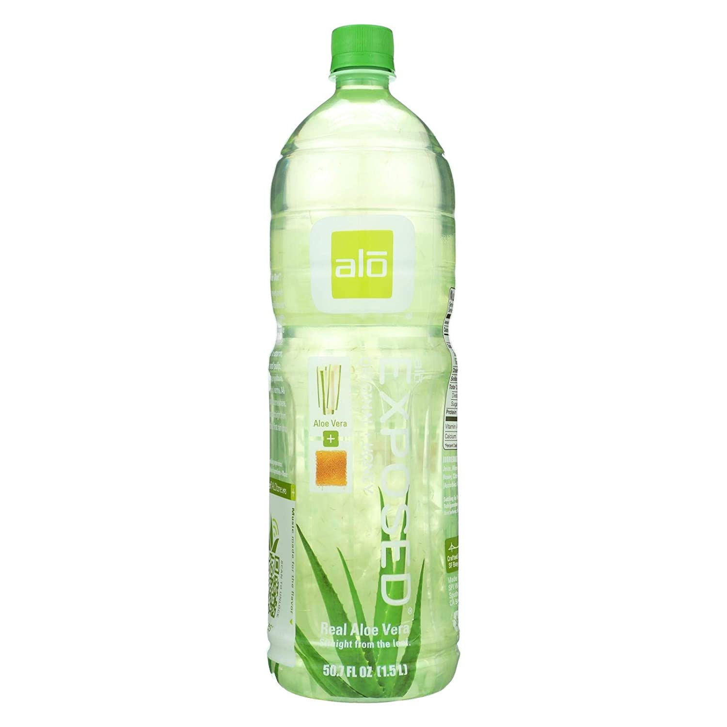 Alo, Juice Aloe, 16.9 Fl Oz