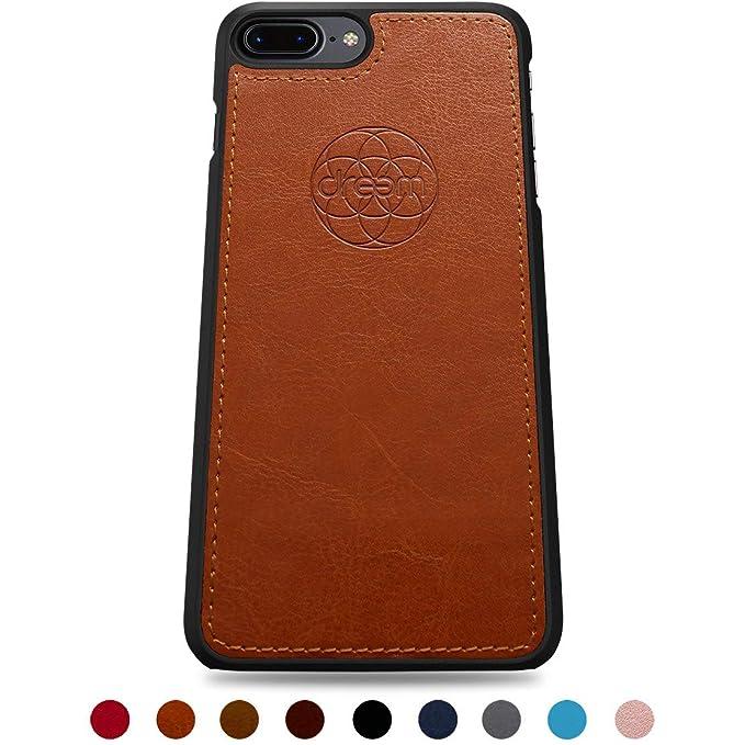 new product 1cb31 a6c8e Dreem Fibonacci TPU Case for iPhone 7-Plus & 8-Plus - Caramel Brown