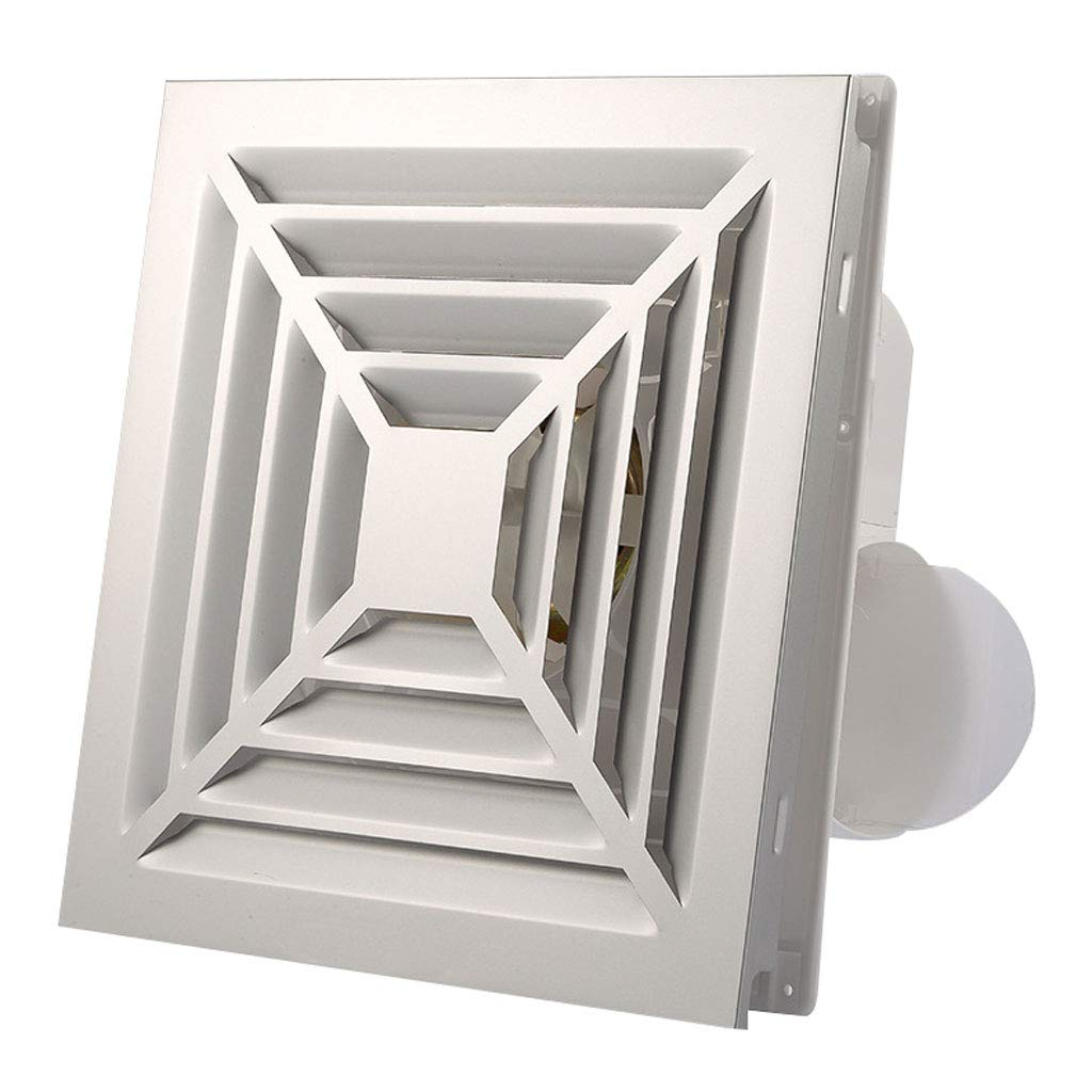 Moolo Exhaust Fan, Bathroom Integrated Ceiling Low Noise Ventilation Fan