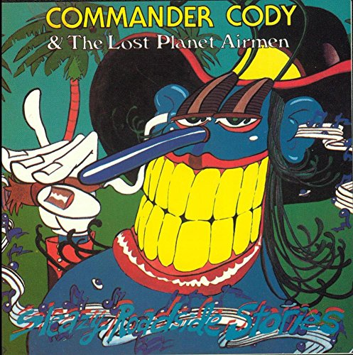 Sleazy Roadside Stories (Commander Road)