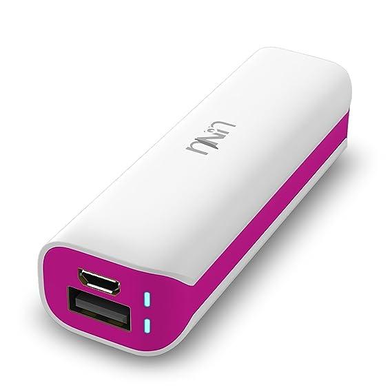 cheaper 217bf 34c38 Amazon.com: UNU Enerpak Micro Battery - Retail Packaging - White ...