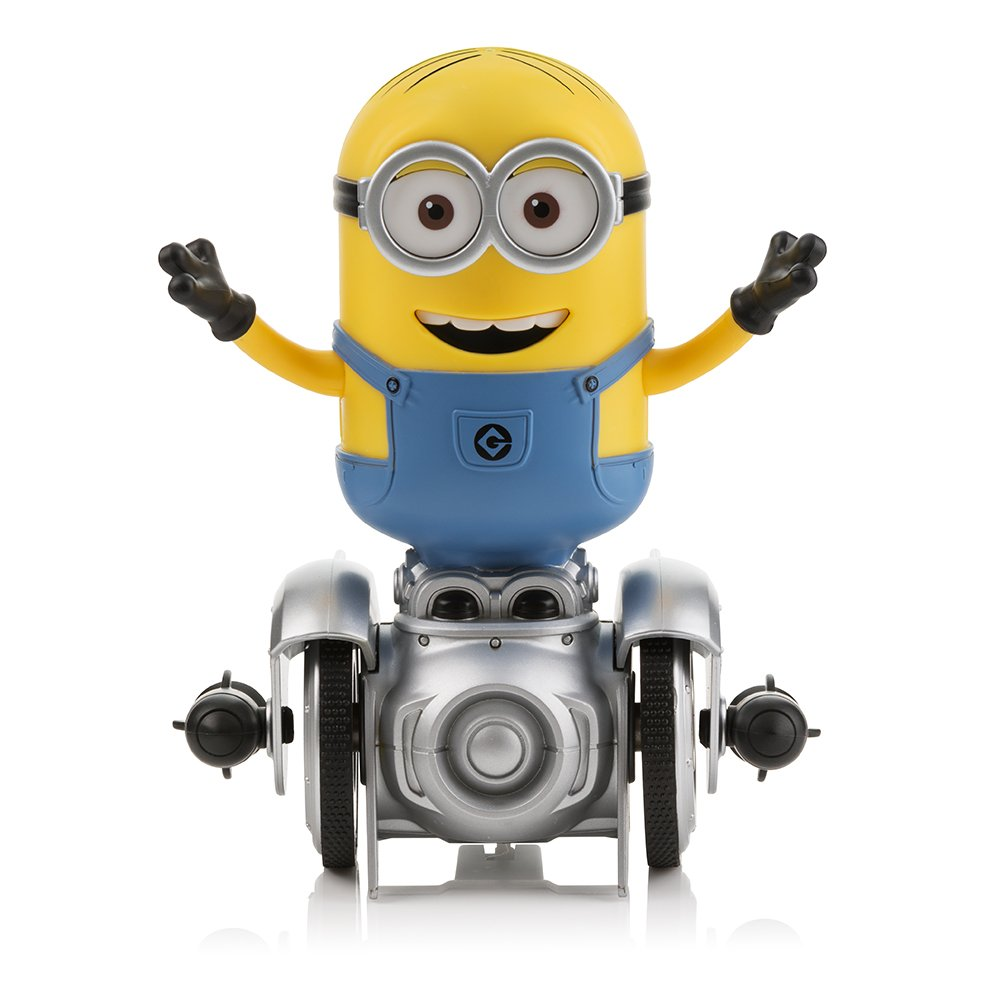WowWee Mini Minion MiP Turbo Dave - Miniature Remote-Controlled Robot Toy by WowWee (Image #3)