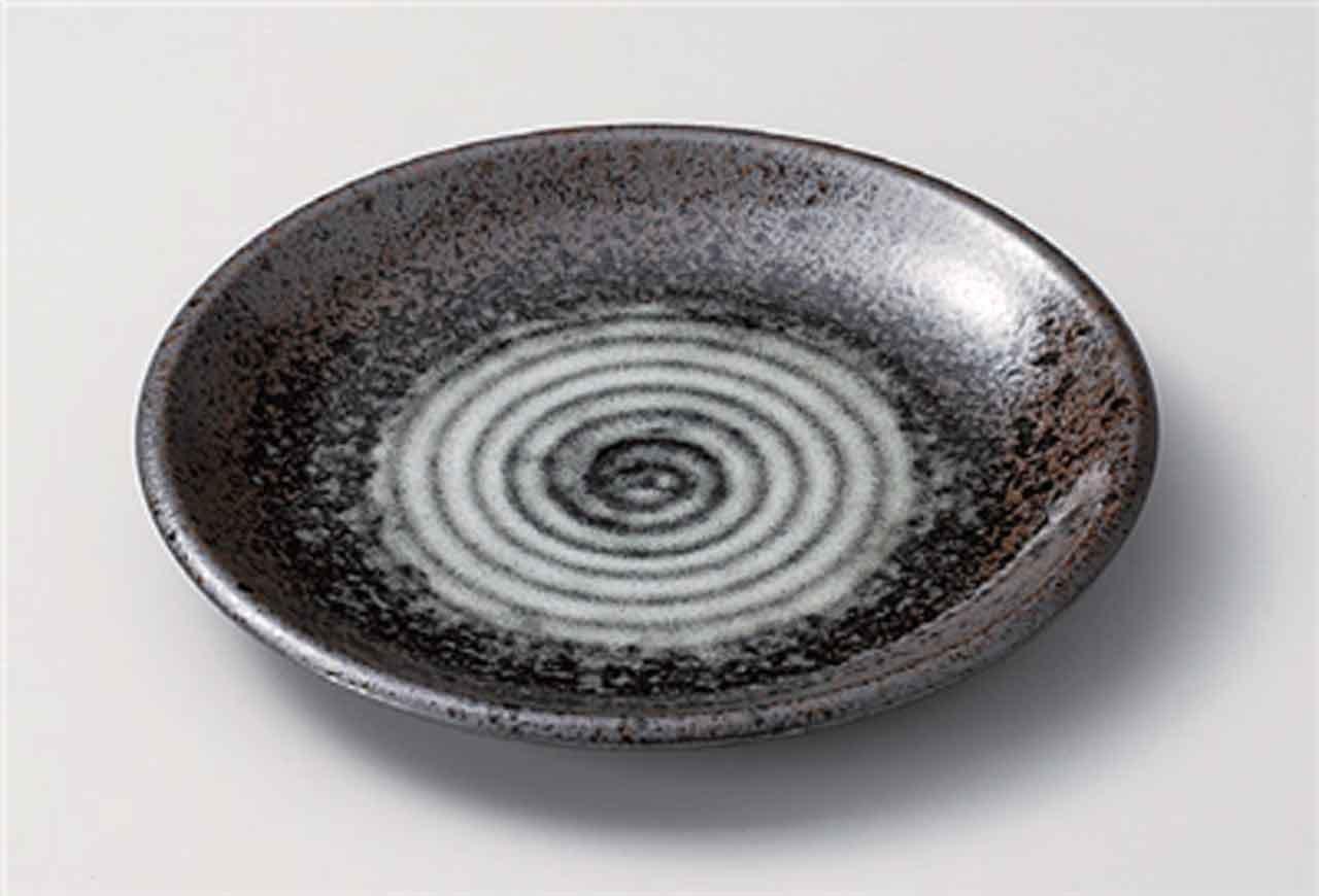 Sougetsu 26.5cm Sushi Plate porcelain Japanisch traditionell