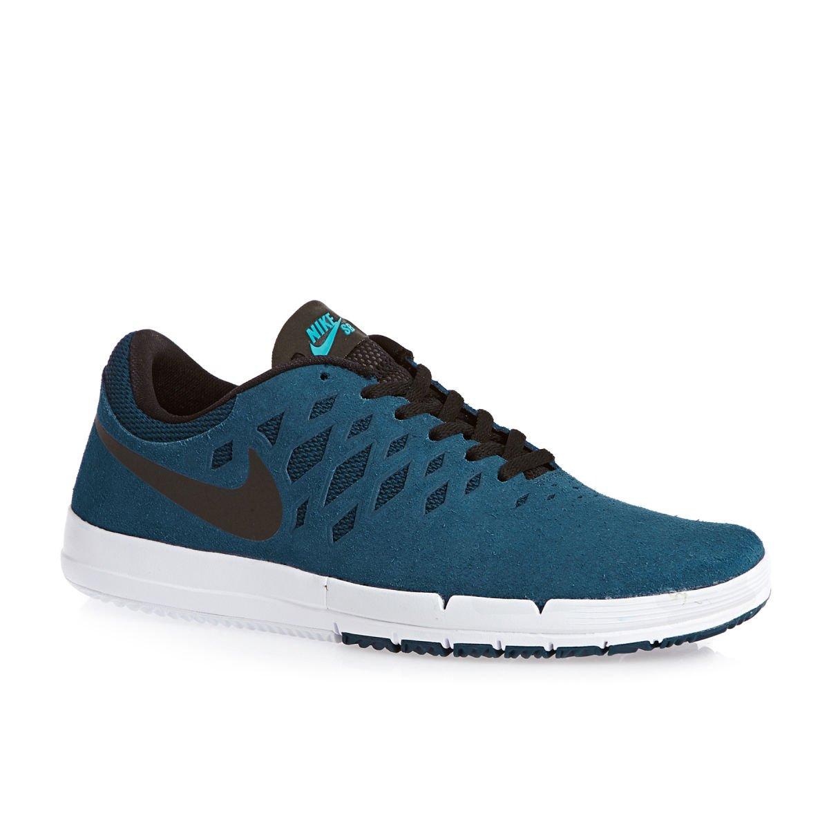 Nike Free SB Unisex-Erwachsene Low-Top  41|blau - schwarz