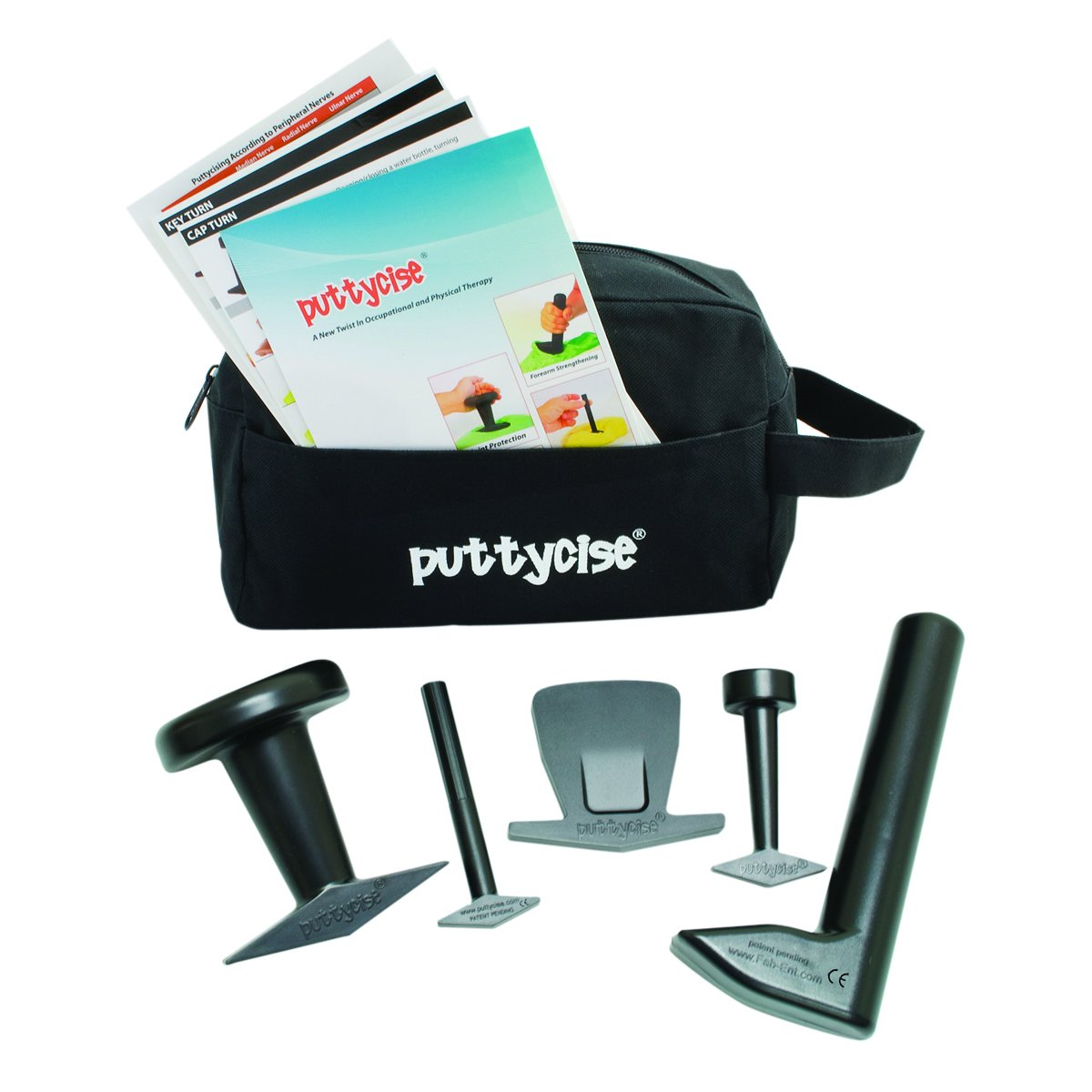PuttyCise Theraputty Tools 562945 5 Piece Set by DSS