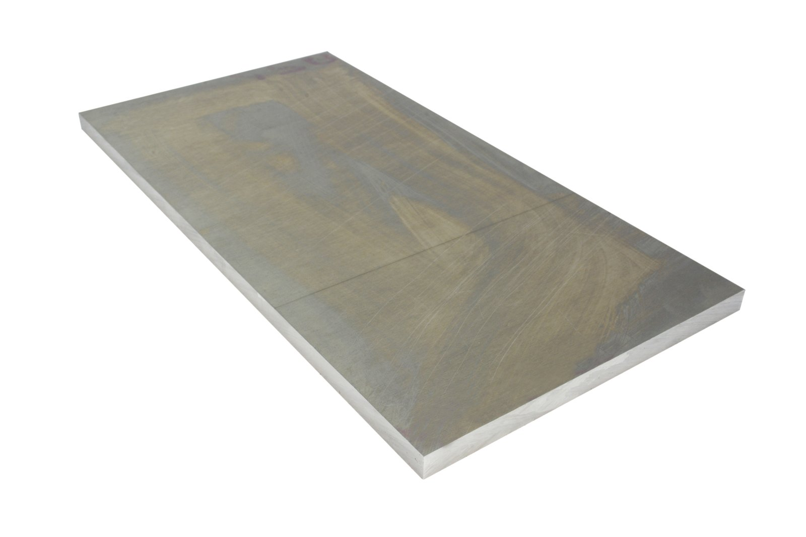 TEMCo 1/4 Inch 6''x12'' 6061 Aluminum Tooling Flat Sheet Plate Bar Mill Stock by Temco