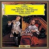 モーツァルト:フルート四重奏曲&オーボエ四重奏曲