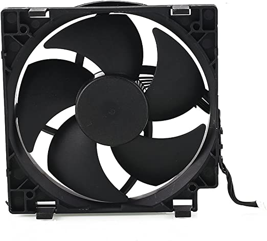Ventilador silencioso de 120 mm para Xbox One Slim, estuches para computadora, enfriadores de CPU y radiadores Ventilador de estuche para computadora, ultra silencioso, con alto flujo de aire: Amazon.es: Electrónica