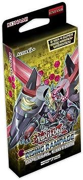 Yu-Gi-Oh KONRRSE Rising Rampage edición Especial: Amazon.es: Juguetes y juegos