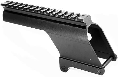 "2PCS 3//4/"" 4 Slot Riser 20mm WEAVER PICATINNY Scope Mount Rail"