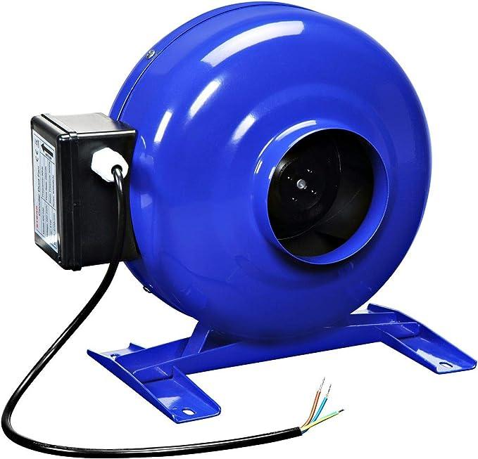 STERR – Ventilador Centrífugo 100 mm – IDC100: Amazon.es ...