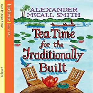 Tea Time for the Traditionally Built Audiobook