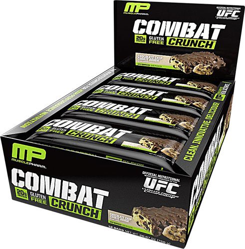 Muscle Pharm Combat Crunch Chocolate product image