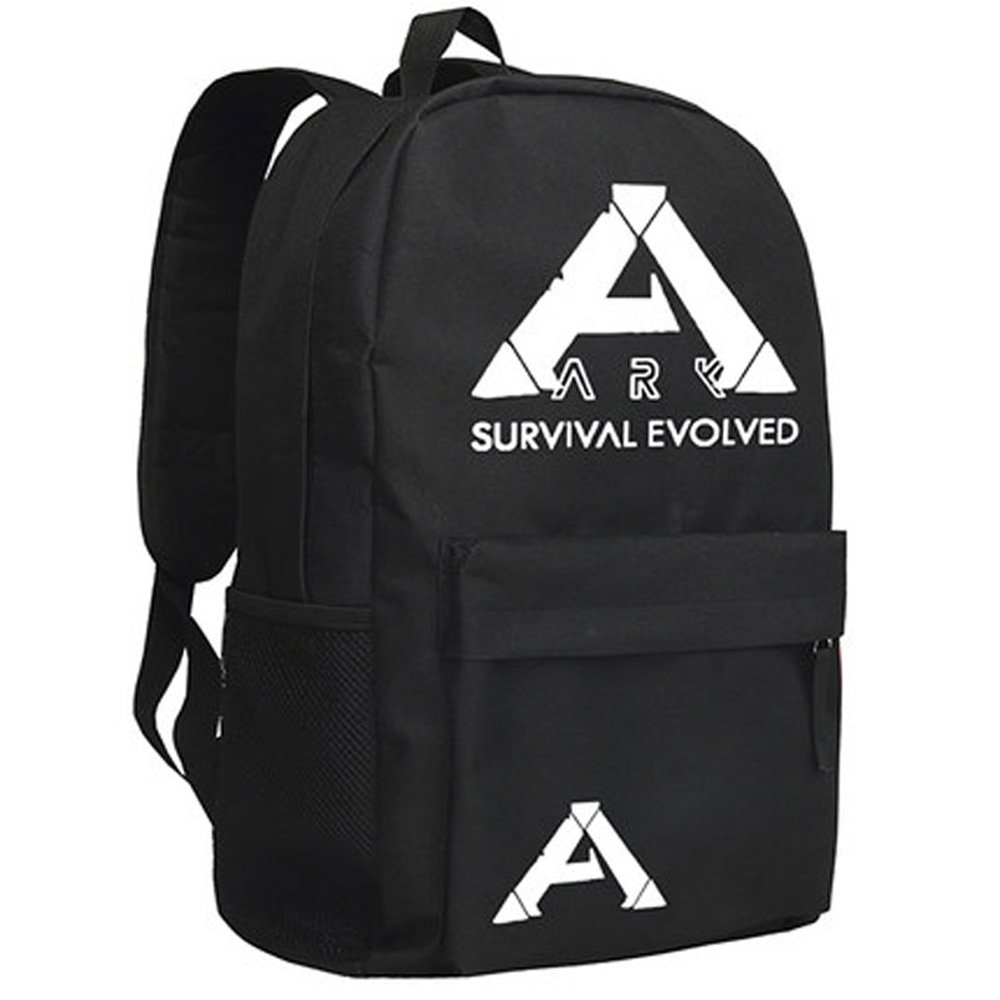 yushert Ark Survival Evolved ARPG Game Logo Oxford Backpack Sport Bag for Men and Women