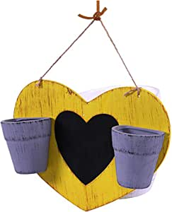 Pan Emirates Heart 2 Flower Pot for Plants