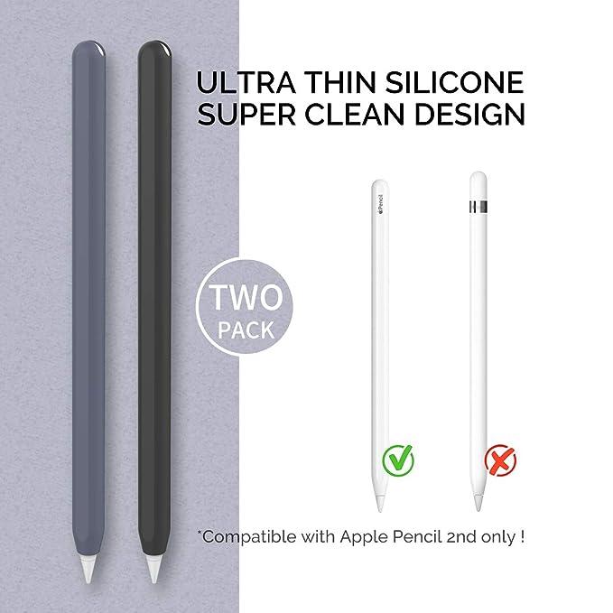 Amazon.com: AhaStyle Duotone - Funda de silicona para Apple ...