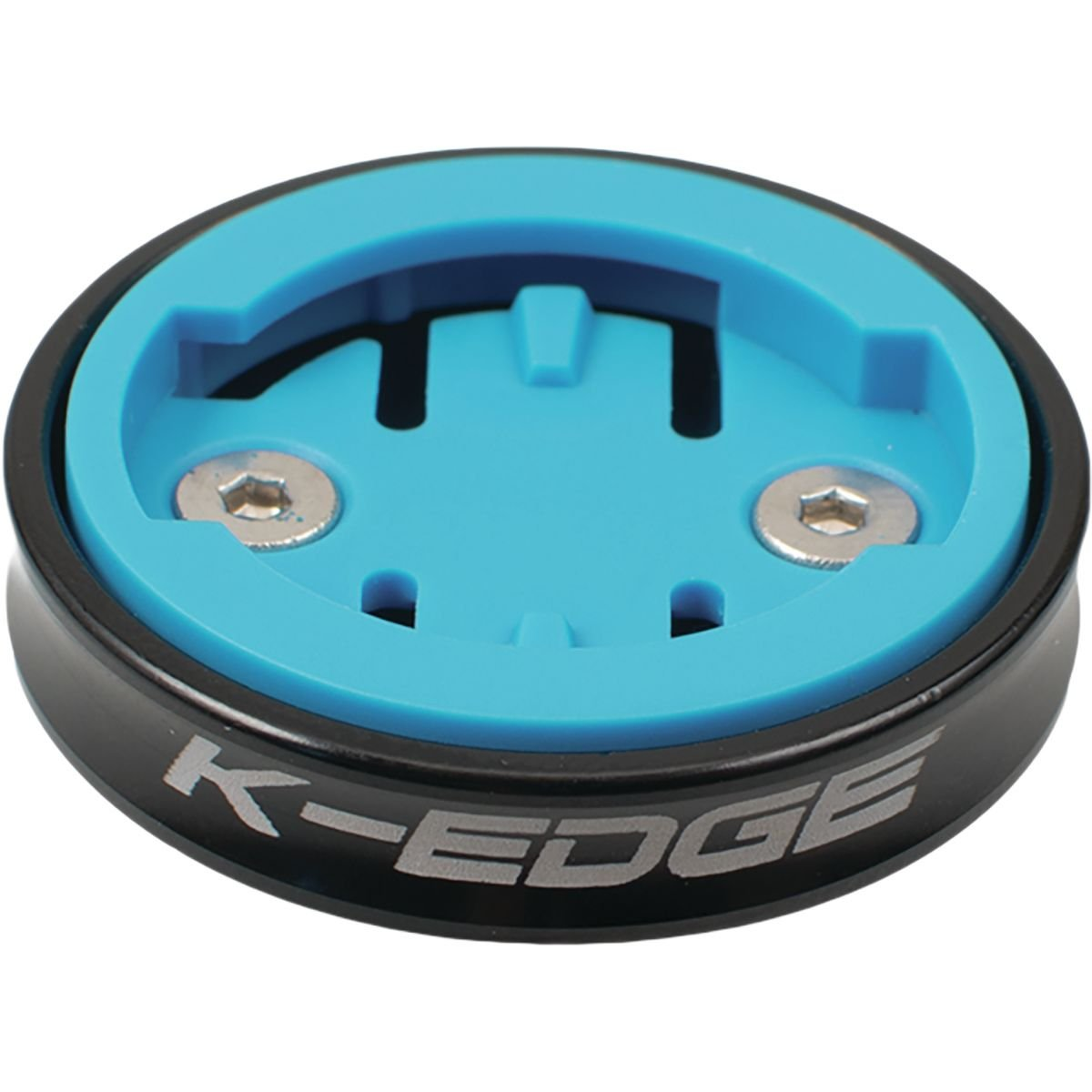 K-EDGE Wahoo Gravity Stem Cap Mount for Wahoo Bolt and Wahoo ELEMNT computers
