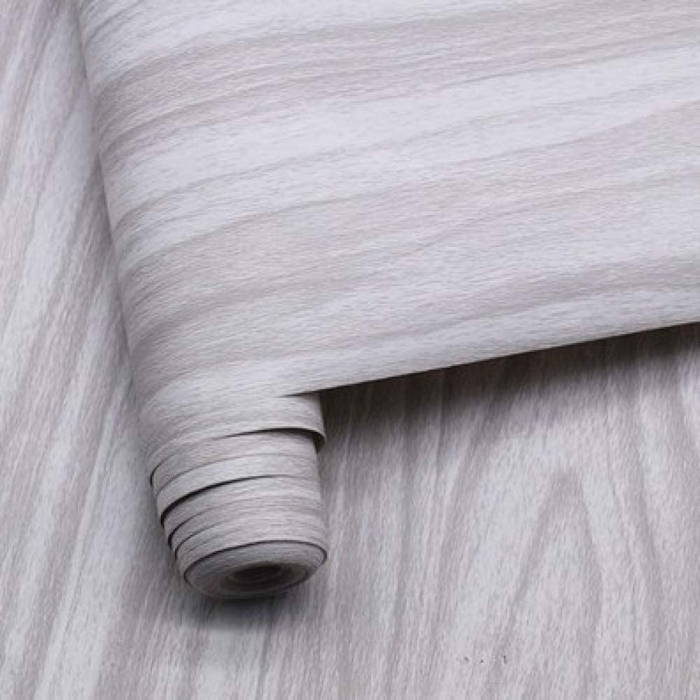 Grano de madera de imitación papel tapiz autoadhesivo mesa armario ...