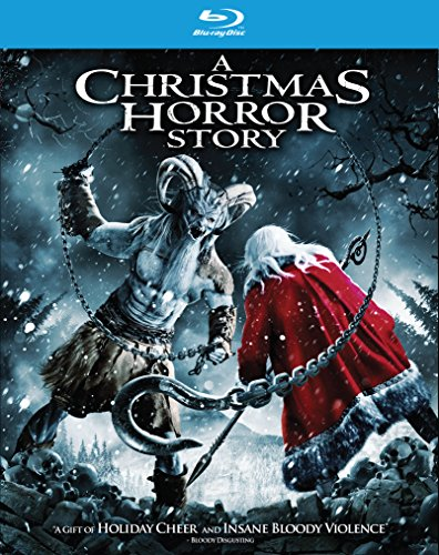 Christmas Horror Story, A [Blu-ray] (A Trailer Story Horror Christmas)