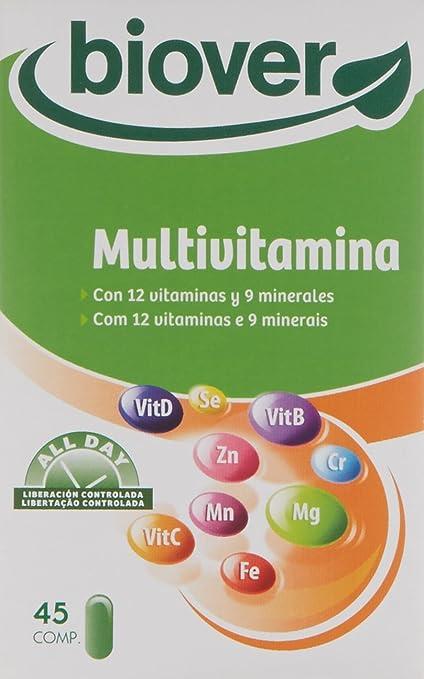 Biover MultiVitamina - 45 Cápsulas