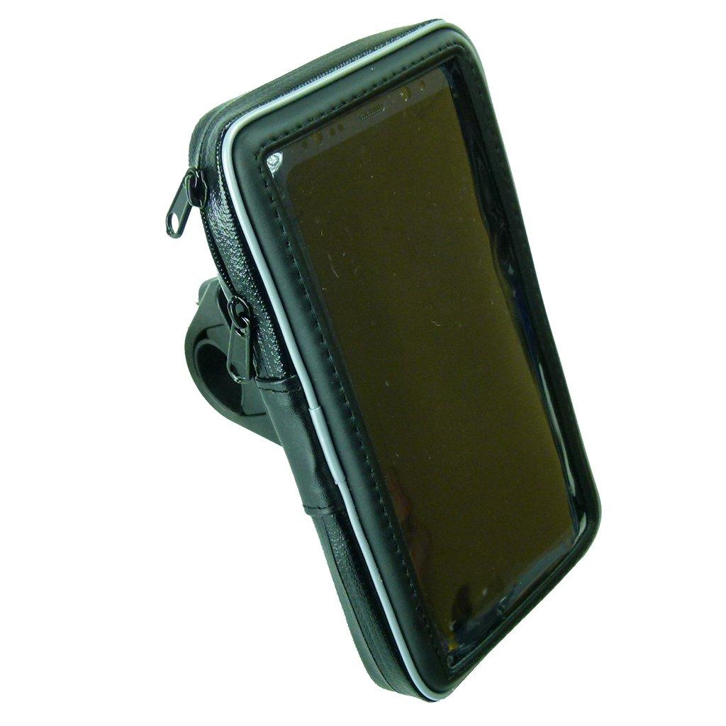BuyBits防水バイクハンドルバー電話マウントfor Samsung Galaxy s8 Plus B07B8Q59PV