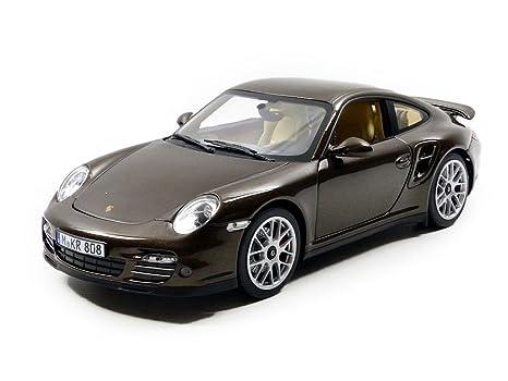 Norev 187622 – Vehículo miniatura – Porsche 911/997 Turbo – 2010 – Echelle 1