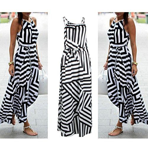 Buy maxi dress and belt - 6