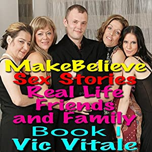 Make Believe Sex Stories Audiobook
