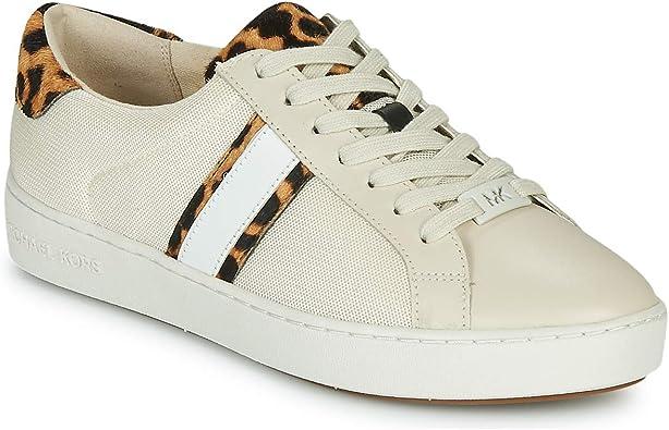 michael kors animal print sneakers