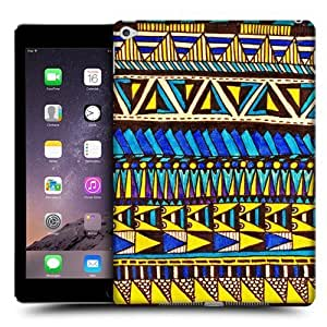 Head Case Designs Cool Aztec Doodle Protective Snap-on Hard Back Case Cover for Apple iPad Air 2